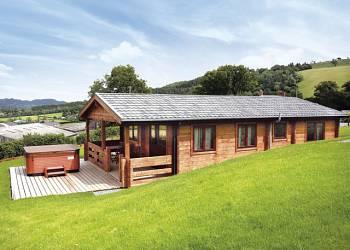 Trewythen Lodges, Llandinam,Powys,Wales