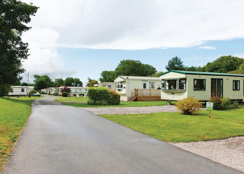 Parc Farm Holiday Park, Mold,Denbighshire,Wales