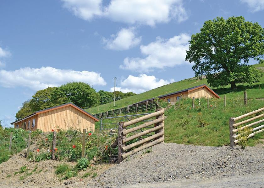 Valley View Retreat, Llanidloes,Powys,Wales